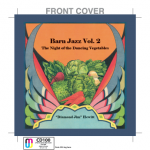 Barn Jazz Vol. II CD Insert Cover