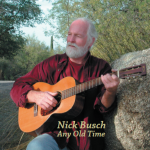 Nick Busch CD Front Cover