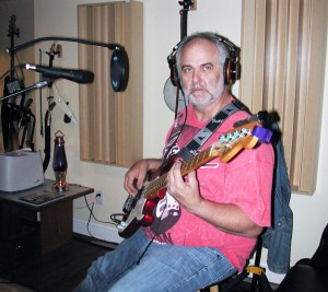 Mike Williams on Fender Bass