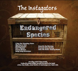 Instagators CD back