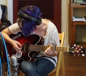 Caitlin Guitar