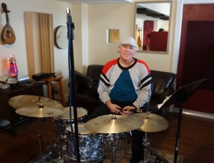 Gary On Drums